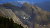 La Font Sancte, Queyras, Alpes, Val d'Escreins