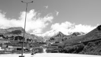 Val Thorens, road-trip