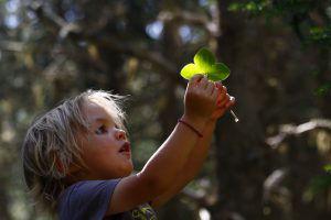 L'enfant dans la nature, Alpes, Queyras, road-trip et unschooling (non-sco)